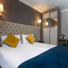 Отель Dublin Central Inn сейф в номере