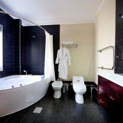 Отель Байхан Бишкек ванная фото 2