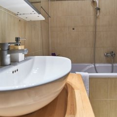 Апартаменты Luxury Apartment In The Heart Of Prague ванная фото 2