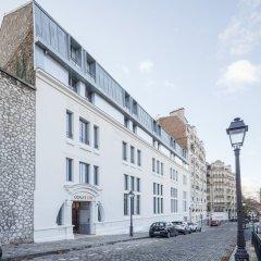 Отель Odalys City Paris Montmartre Париж парковка