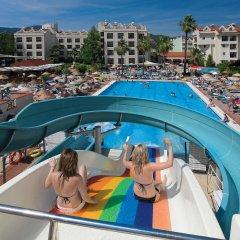 Julian Club Hotel бассейн фото 3