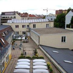 Отель In Hernals Вена балкон
