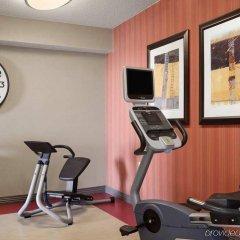 Отель Embassy Suites Minneapolis - Airport Блумингтон фитнесс-зал фото 3