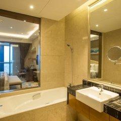 Отель Golden Tulip Suzhou Residence ванная