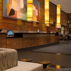 Отель Millenium Hilton США, Нью-Йорк - 1 отзыв об отеле, цены и фото номеров - забронировать отель Millenium Hilton онлайн интерьер отеля