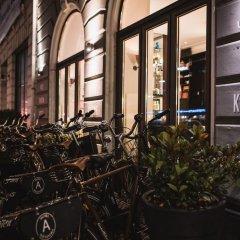 Отель Alexandra Дания, Копенгаген - отзывы, цены и фото номеров - забронировать отель Alexandra онлайн вид на фасад фото 4