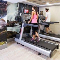 Hotel Catalonia Atenas фитнесс-зал