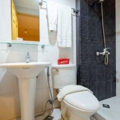 Отель Alejandra Hotel Филиппины, Макати - отзывы, цены и фото номеров - забронировать отель Alejandra Hotel онлайн ванная фото 2