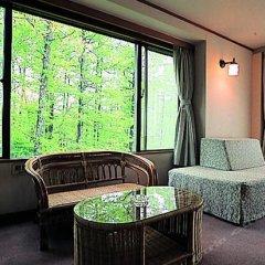 The Hotel Fujiyama Яманакако комната для гостей фото 2