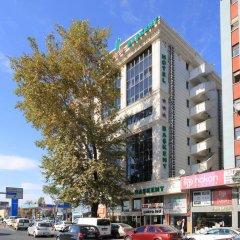 Baskent Hotel Турция, Анкара - отзывы, цены и фото номеров - забронировать отель Baskent Hotel онлайн парковка