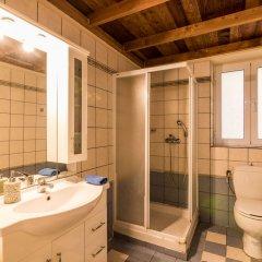 Отель Luxury Seaview Apartment in Corfu Town by CorfuEscapes Греция, Корфу - отзывы, цены и фото номеров - забронировать отель Luxury Seaview Apartment in Corfu Town by CorfuEscapes онлайн ванная