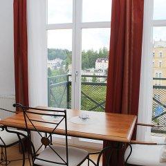 Отель Apartmán Kolonáda балкон