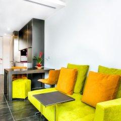 Апартаменты Cosmo Apartments Sants комната для гостей фото 9