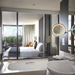 Отель Parkroyal On Beach Road Сингапур комната для гостей