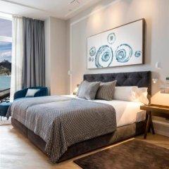 Отель Lasala Plaza Hotel Испания, Сан-Себастьян - отзывы, цены и фото номеров - забронировать отель Lasala Plaza Hotel онлайн комната для гостей фото 5