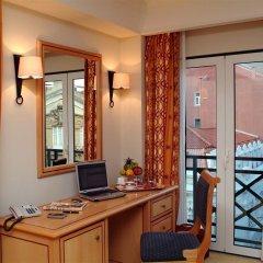 Отель Real Palacio Португалия, Лиссабон - 13 отзывов об отеле, цены и фото номеров - забронировать отель Real Palacio онлайн удобства в номере фото 2