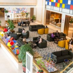 Отель Xi'an Jiaotong Liverpool International Conference Center бассейн