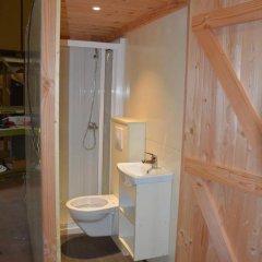 Отель Huttopia Saumur Сомюр ванная