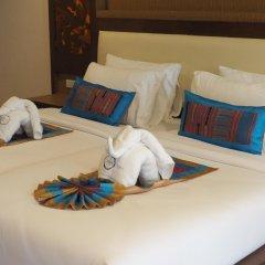 Отель Chivatara Resort & Spa Bang Tao Beach 4* Номер Делюкс с различными типами кроватей фото 6