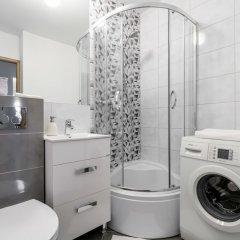 Отель Chmielna Deluxe Польша, Варшава - отзывы, цены и фото номеров - забронировать отель Chmielna Deluxe онлайн ванная