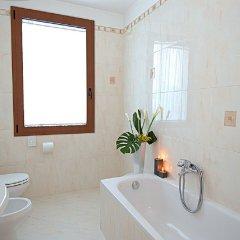 Отель Ambasciata Италия, Местре - отзывы, цены и фото номеров - забронировать отель Ambasciata онлайн ванная