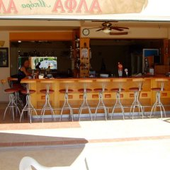 Antonios Hotel гостиничный бар