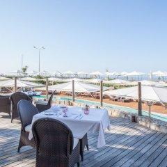 Отель Crowne Plaza Vilamoura Португалия, Виламура - 2 отзыва об отеле, цены и фото номеров - забронировать отель Crowne Plaza Vilamoura онлайн балкон