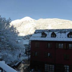 Отель Alberg Toni Sors балкон