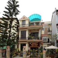 Отель Ngo Homestay Хойан фото 14
