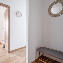 Отель RentPlanet - Apartament widokowy Atal сейф в номере