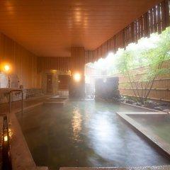 Отель Motoyu-no-yado Kurodaya Беппу бассейн