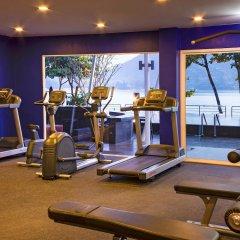 Отель Novotel Phuket Kamala Beach фитнесс-зал фото 3