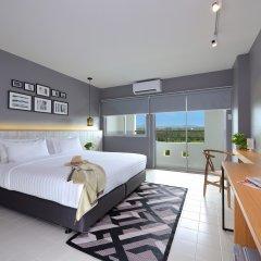 Отель Ruenthip Residence Pattaya комната для гостей