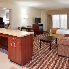 Отель Holiday Inn Express Hotel & Suites Columbus Univ Area - Osu США, Колумбус - отзывы, цены и фото номеров - забронировать отель Holiday Inn Express Hotel & Suites Columbus Univ Area - Osu онлайн фото 3