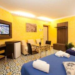 Отель Kunesias B&B Италия, Чинизи - отзывы, цены и фото номеров - забронировать отель Kunesias B&B онлайн комната для гостей фото 3