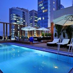 Grammos Hotel бассейн