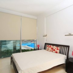Апартаменты Coralli Spa Протарас комната для гостей фото 5