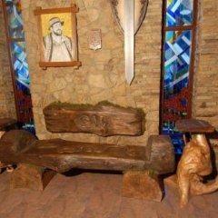 Гостиница Smerekova Hata с домашними животными