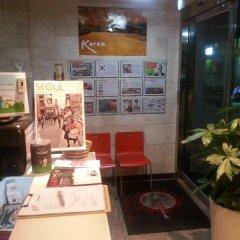 Fortune Hostel Jongno интерьер отеля фото 2