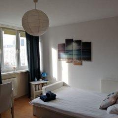 Отель Blue Books Apartments Польша, Варшава - отзывы, цены и фото номеров - забронировать отель Blue Books Apartments онлайн комната для гостей фото 3