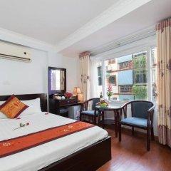 Hanoi Rendezvous Boutique Hotel комната для гостей фото 4