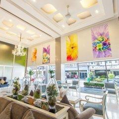 Отель Pratunam City Inn Бангкок питание
