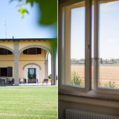 Отель Agriturismo Il Mondo Парма комната для гостей
