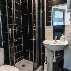 Отель SeaSide Sopot Польша, Сопот - отзывы, цены и фото номеров - забронировать отель SeaSide Sopot онлайн ванная фото 3