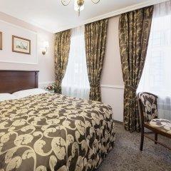 Гостиница Старый Город на Кузнецком 3* Номер Бизнес двуспальная кровать