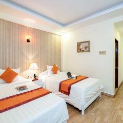 Отель Palm Beach Hotel Вьетнам, Нячанг - 1 отзыв об отеле, цены и фото номеров - забронировать отель Palm Beach Hotel онлайн комната для гостей фото 4