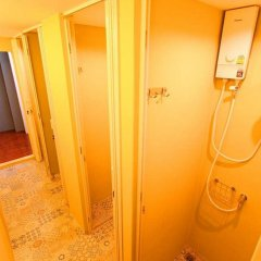 Отель TKT's Row House ванная