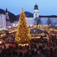 Отель Vogelweiderhof Австрия, Зальцбург - отзывы, цены и фото номеров - забронировать отель Vogelweiderhof онлайн фото 3