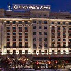 Отель Gran Melia Fenix - The Leading Hotels of the World вид на фасад фото 2
