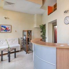 Отель Zeus Болгария, Поморие - отзывы, цены и фото номеров - забронировать отель Zeus онлайн интерьер отеля фото 3